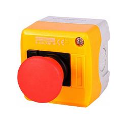 Пост кнопочный, стоп, кнопка-грибок, e.cs.stand.xal.d.164