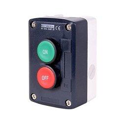 Пост кнопочный, пуск-стоп, e.cs.stand.xal.d.213