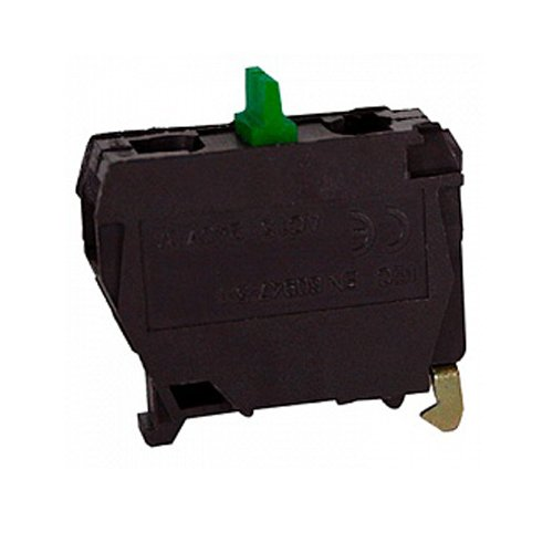 Фото Блок-контакт для постов кнопочных, открытый, e.cb.stand.xal.no Электробаза