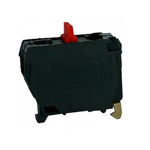 Фото Блок-контакт для постов кнопочных, закрытый, e.cb.stand.xal.nс Электробаза