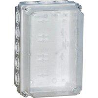 Фото Монтажная коробка пластиковая Z2 W IP55 (250*165*138)