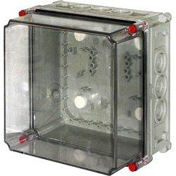 Монтажная коробка пластиковая Z3 W 3-3-3-3 IP55  (250*250*186)
