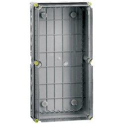 Монтажная коробка пластиковая Z4 IP55 (505*250*186) с непрозрачной крышкой
