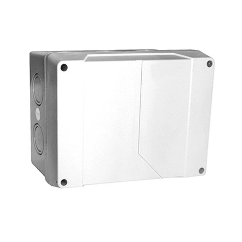 Фото Распределительная коробка, 167х125х83 мм, без клеммной колодки, e.industrial.db.910 Электробаза