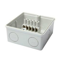 Распределительная коробка, 167х125х82 мм, с клеммной колодкой, e.industrial.db.910.k