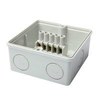 Фото Распределительная коробка, 200х160х98 мм, с клеммной колодкой, e.industrial.db.925.k