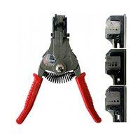 Инструмент для снятия изоляции с проводов сечением 0,5-2 кв.мм  e.tool.strip.700.a.0,5.2
