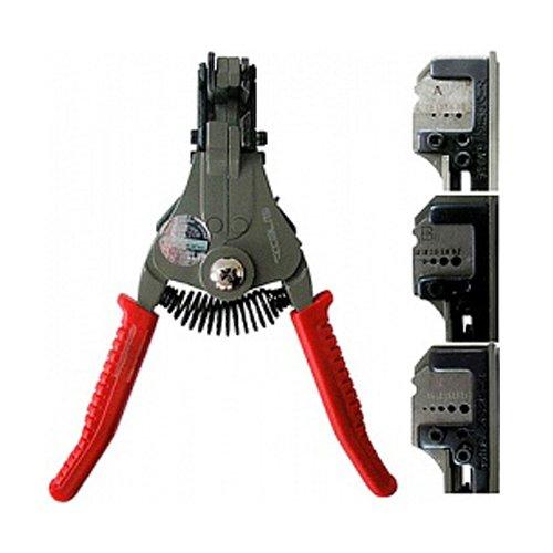 Фото Инструмент для снятия изоляции с проводов сечением 1-3,2 кв.мм  e.tool.strip.700.b.1.3,2 Электробаза