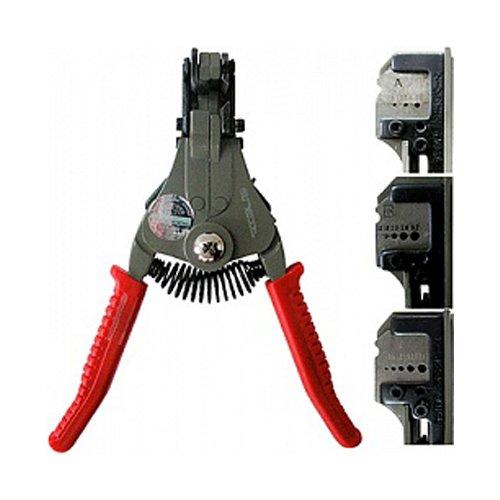 Фото Инструмент для снятия изоляции с проводов сечением 0,5-3,2 кв.мм e.tool.strip.700.n.0,5.3,2 Электробаза