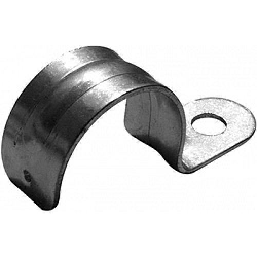 Фото Скоба монтажная для металлорукава 18.1s E NEXT d 18мм (односторонняя) Электробаза