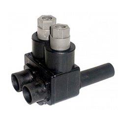 Зажим ответвительный, (AsXS)70 мм.кв. / 2x6-35мм.кв., e.branch.clamp.f.70.2.6.35