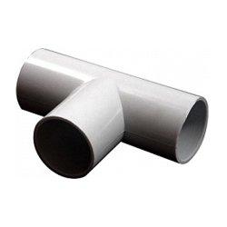 Соединитель для труб d 32 мм, e.pipe.t.connect.stand.32