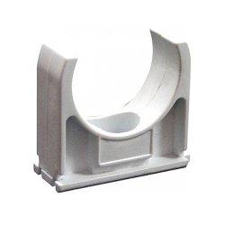 Клипса для труб d 32 мм, e.pipe.u.clip.stand.32
