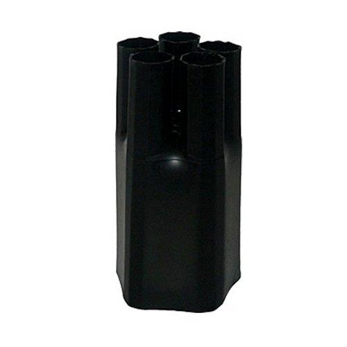 Фото Перчатка термоусаживаемая, 5х70-120 мм.кв., e.heat.glove.5.70.120 Электробаза