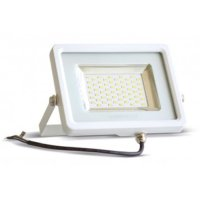 Фото LED прожектор 30Вт 5000K 220V Белый VIDEX