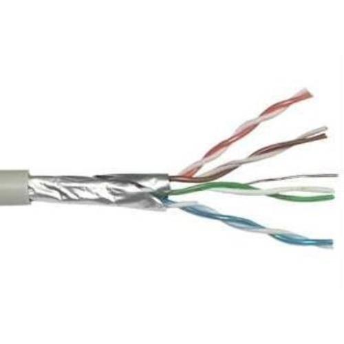 Фото Кабель компьютерный FTPM СU PE+PVC 4pr305 м Электробаза