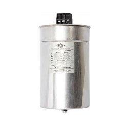 Цилиндрический конденсатор, самовосстанавливающийся, трёхфазный 40кВАр, 400В
