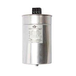 Цилиндрический конденсатор, самовосстанавливающийся, трёхфазный 50кВАр, 400В