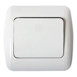 Выключатель света одноклавишный встраиваемый e.install.stand.811