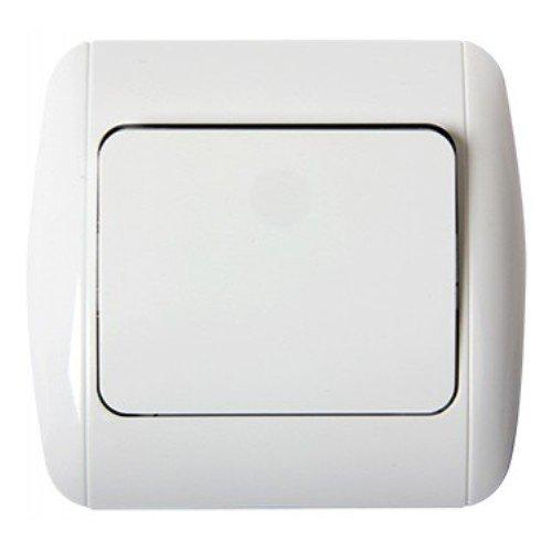 Фото Выключатель света одноклавишный встраиваемый e.install.stand.811 Электробаза