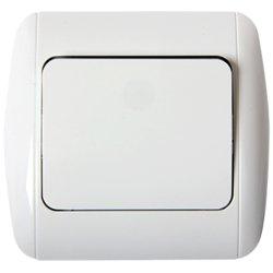 Выключатель проходной встраиваемый e.install.stand.811/2
