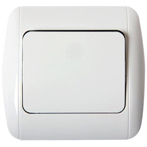 Фото Выключатель проходной встраиваемый e.install.stand.811/2 Электробаза