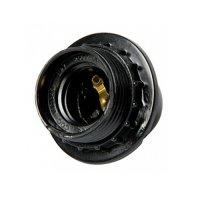 Фото Цоколь ламп Е27 бакелитовый черный nut.E27.bk.black