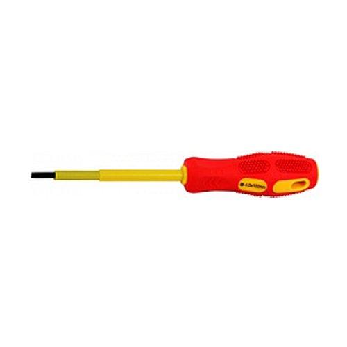 Фото Отвертка изолированная шлиц (3*75) e.tool.st.303 Электробаза