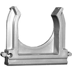 Хомут-клипса e.g.tube.clip.stand.20 для гофротрубы д.20 (упаковка 50 шт)