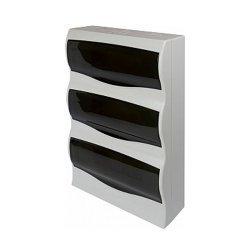 Щиток пластиковый навесной, 36 модульный, e.plbox.stand.n.36