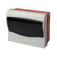 Фото Щиток пластиковый встраиваемый, 9 модульный, e.plbox.stand.w
