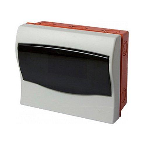 Фото Щиток пластиковый встраиваемый, 9 модульный, e.plbox.stand.w.09 Электробаза