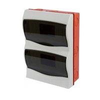 Фото Щиток пластиковый встраиваемый, 16 модульный, e.plbox.stand.