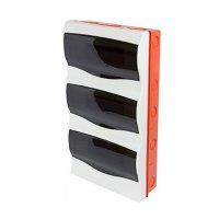 Фото Щиток пластиковый встраиваемый, 36 модульный, e.plbox.stand.