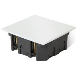 Распределительная коробка пластиковая (25шт) гипсокартон e.db.stand.100.100.45.gk
