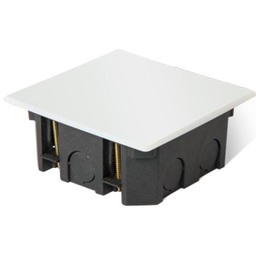 Фото Распределительная коробка пластиковая (25шт) гипсокартон e.db.stand.100.100.45.gk Электробаза