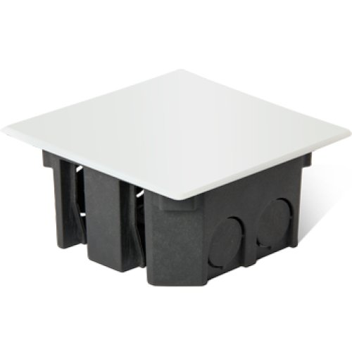 Фото Распределительная коробка пластиковая кирпич/бетон e.db.stand.85.85.45 Электробаза