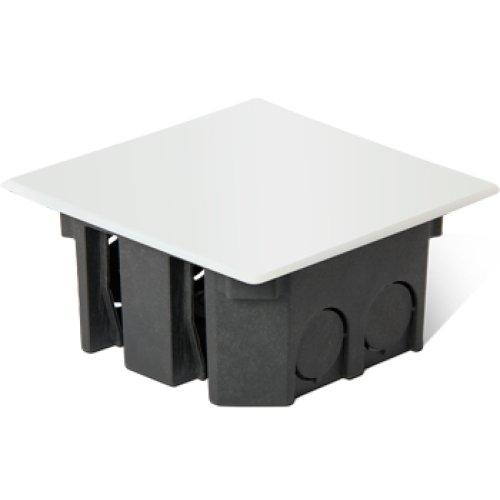 Фото Распределительная коробка пластиковая (25шт) кирпич/бетон e.db.stand.85.85.45 Электробаза