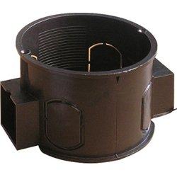 Коробка установочная кирпич/бетон блочная (упаковка 100 шт.) e.db.stand.101.d60