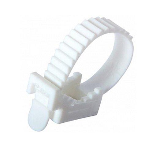 Фото Крепеж ремешковый, d 40 мм (25 шт.) e.holder.belt.stand.40_25 Электробаза