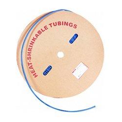 Трубка термоусадочная 12/6, 100м, синяя, e.termo.stand.roll.12.6.blue