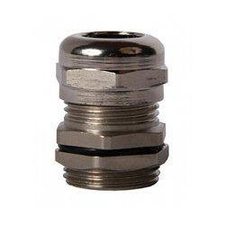 Кабельный ввод латунный d 9-12 мм e.met.pg.stand.13.5