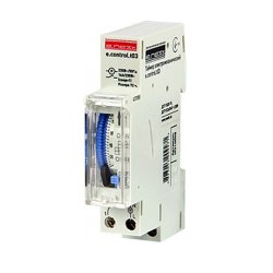 Таймер электромеханический 18 мм e.control.t03