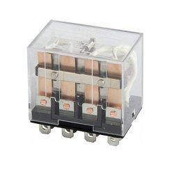 Реле промежуточное, 10А, 4 группы контактов, катушка 12В DC, e.control.p1041