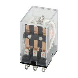 Реле промежуточное, 5А, 3 группы контактов, катушка 24В DC, e.control.p533