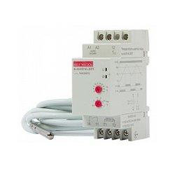 Реле контроля температуры, 16A, АС/DC 24-240, -5…+40 °С, e.control.h01