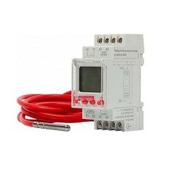 Реле контроля температуры, 16A, АС/DC 24-240, -25…+130 °С, e.control.h02