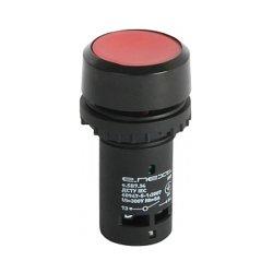 Кнопка NO+NC, красная с фиксацией, e.SB7.34