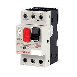 Автоматический выключатель защиты двигателя, 0.63-1А, e.mp.pro.1