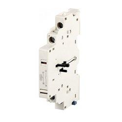 Блок контактов, боковой, для АЗД (0.4-32), e.mp.pro.ad.0101: дополнительный 1NC + сигнал 1NC